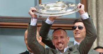 Ribery nooit voor Frankrijk