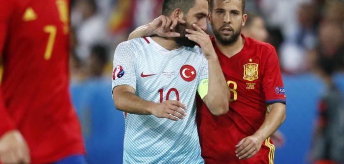 Samenvatting Spanje Turkije