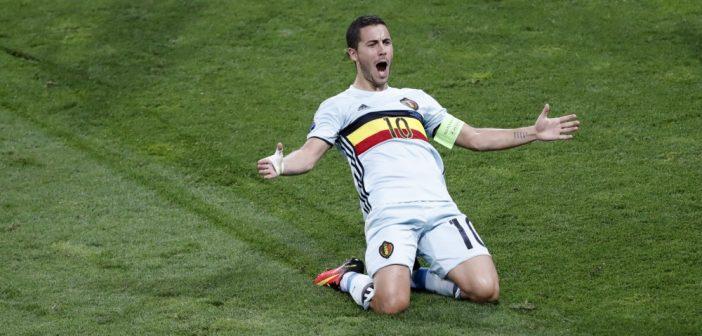 FIFA ranglijst 14 juli 2016: België nog steeds 2e