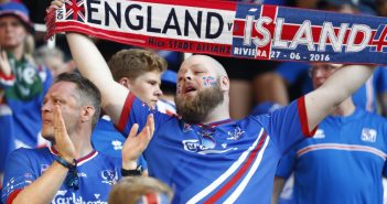 Engeland IJsland