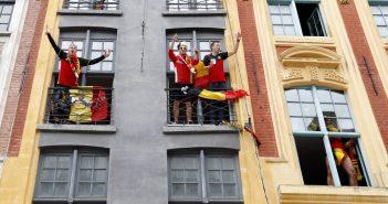 nederland juicht voor belgie